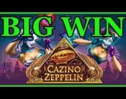 Cazino Zeppelin slot (15 Free Spins) BIG WIN !!