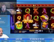 Super Big Win From Da Vinci's Treasure Slot!!