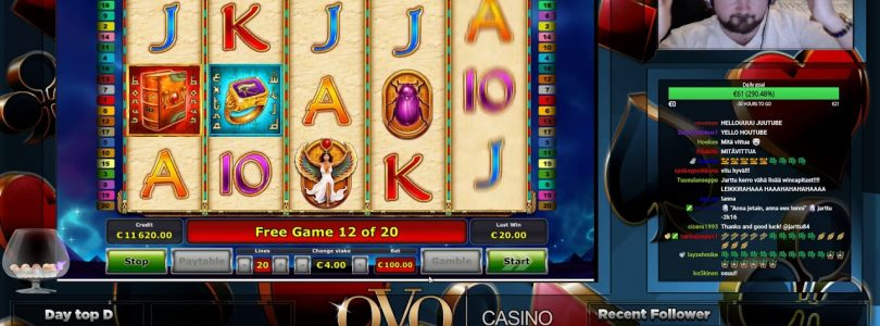 MAX BET!! SUPER BIG WIN FROM PHARAOHS RING!!
