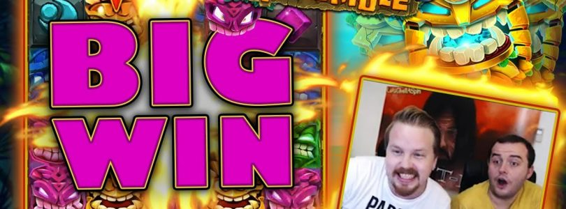 BIG WIN in slot Tiki Tumble!