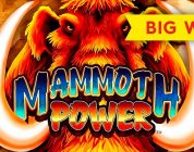 AWESOME RUN! Mammoth Power Slot — HUGE WIN, LOVE IT!