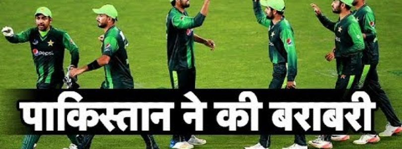 Pakistan Level ODI Series After Big Win Over New Zealand In 2nd ODI | Sports Tak