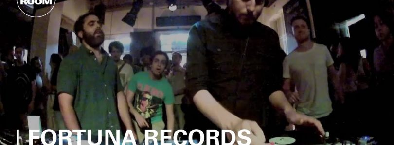Fortuna Records Boiler Room Tel Aviv DJ Set