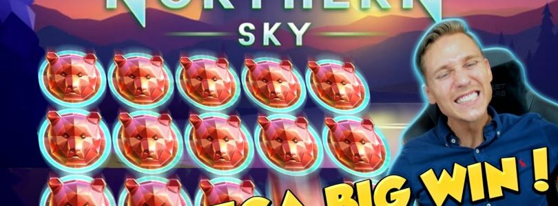 BIG WIN!!! Northern Sky Big win — Casino — free spins (Online Casino)