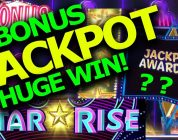 ★ JACKPOTS ON STAR RISE ★ HUGE WIN BONUS ★ I LOVE STAR RISE! ★ CASINO PLAY