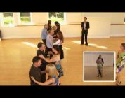 Swing dance hold for beginners with Brian Fortuna 3 of 3