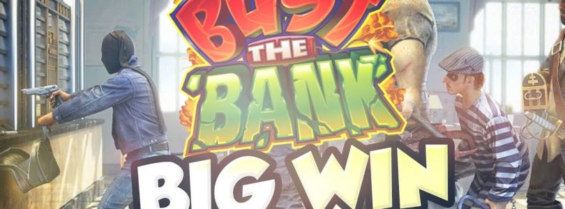 BIG WIN!!!! Bust da Bank Big win — Casino — Bonus Round (Online Casino)
