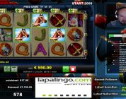 Big Win From Knight's Life Slot At Lapalingo Casino