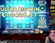 REACTOONZ — X757 — ULTRA BIG WIN!