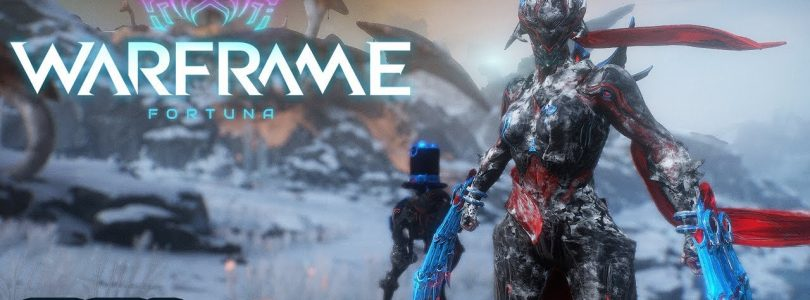 Let's Play Warframe: Fortuna — PC Gameplay Part 201 — Do A Flip!