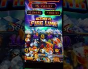$10 bet High Limit Ultimate Fire Link  Big win Progressive win Glacier Gold