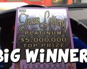 **BIG WIN** $50 Texas Lottery Platinum! ✦ Ticket Split ✦ TEXAS LOTTERY SCRATCH OFF