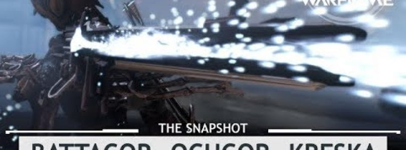 Warframe: Battacor, Ocucor, Kreska — Fortuna Threesome [thesnapshot]