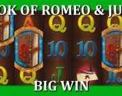 BIG WIN!! Book of Romeo & Julia