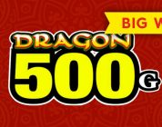 Dragon 500G Slot — BIG WIN BONUS!