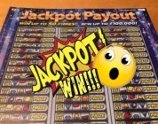 JACKPOT WIN!!! BIG WIN!! Jackpot Payout Ticket!! Wisconsin Lottery Scratch Offs!!