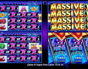★MEGA BIG WIN★ Wonder 4 Miss Kitty Slot  Super Free Games & Miss Kitty Jackpot | $10 Max Bet