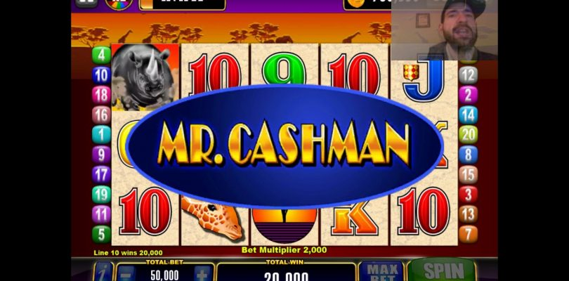 1 MILLION+ COINS CASHMAN CASINO Part 3: ROCKSTAR BIG WIN  Free Mobile Game Android Gameplay HD Video