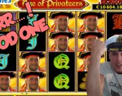 Online Slot — Age of Privateers Big Win and LIVE CASINO GAMES (Casino Slots)