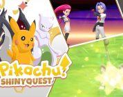 SHINY FAIL or BIG WIN?! Pokémon Let's Go Pikachu Shiny Quest Let's Play! Episode 2