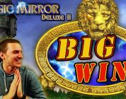 BIG WIN on Magic Mirror Deluxe 2 Slot — £10 Bet!