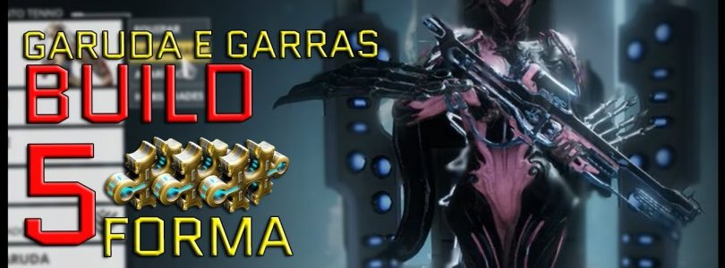 Warframe Fortuna — Garuda e Garras Build [5 Forma] Dano insano