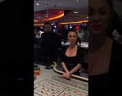 Lad puts his £42,000 poker winnings on black in roulette