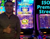 Premiere Stream ! $500 Live Slot Play at Pechanga Casino ! Part 1