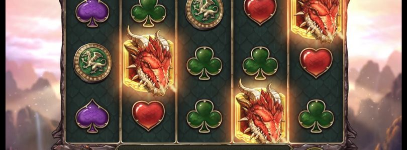 DRAGON MAIDEN from Play`n GO (FREESPINS, BONUSES, BIGWIN, MEGAWIN, SUPERBIGWIN)