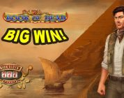 BIG WIN on Book of Dead Slot — £10 Bet!