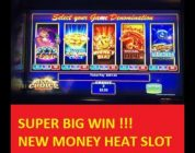 SUPER BIG WIN !!! NEW MONEY HEAT SLOT BY AINSWORTH !!