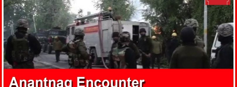 Big Win For Forces In Anantnag Encounter Today