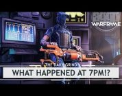 Warframe: Fortuna's Dark Secret — What Happened at 7PM [thedailygrind]