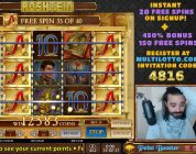 RECORD-WIN ON BOOK OF DEAD (ONLINE CASINO SLOT)!