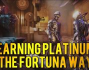 Warframe: EARNING PLATINUM | THE FORTUNA WAY