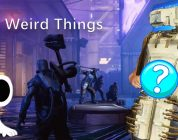 Warframe — The Weird Things in Fortuna