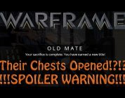 Warframe — Their Chests Opened?!?!? «SPOILER WARNING»