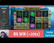 Lord of the Ocean — BIG WIN — Bet size: €1.00