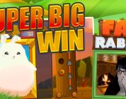 FAT RABBIT SUPER BIG WIN FOR LINZ!!!