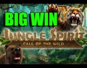 MASSIVE WIN 3 euro bet  — BIG WIN Jungle Spirit online casino