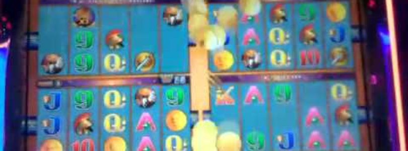 Las Vegas SLOTS $$$ Big Win $$$ at Caesars Palace Las Vegas 2013