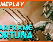 Warframe Fortuna Opening Cinematic and Gameplay