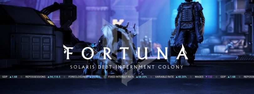 Warframe Fortuna Intro and My First 20 minutes of Gameplay