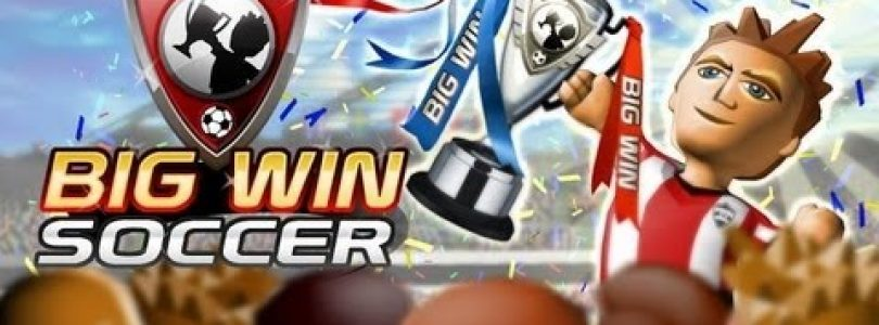Big Win Soccer iPhone & iPad Launch Trailer