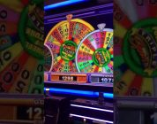 Wheel of Fortune Slot Machines BIG WIN on Multi-Wheel Bonus Game