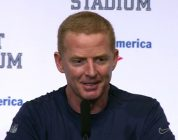 Watch Jason Garrett media press after Cowboys big win over the Saints.