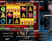 Garden Of Riches Gives Super Big Win At OVO Casino!!