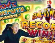 RECORD WIN Genie Jackpots for our BIGGEST WIN OVER 2900x
