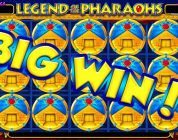 BIG WIN!!!! Legend Of Pharaos big win — Casino — Bonus Round (Casino Slots)