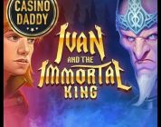 Ivan the Immortal King Big win — New game from Quickspin — free spins (Online Casino)